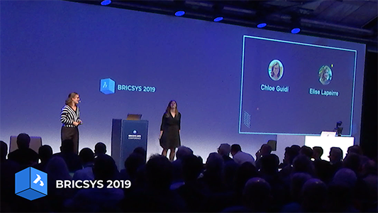 Bricsys 2019 stockholm key note future technologies