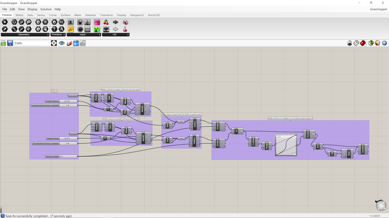 visual programming BIM data