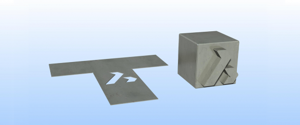 sheet metal modeling tool