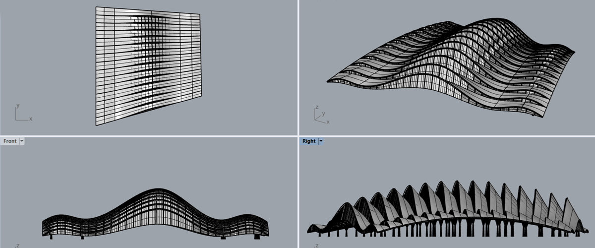 Grasshopper Connection – New for BricsCAD BIM V20
