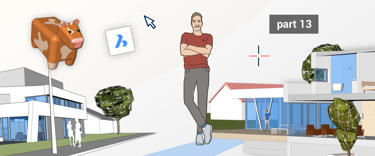 More Ways to Edit Entities in BricsCAD Shape – Joachim's Journey Part 13