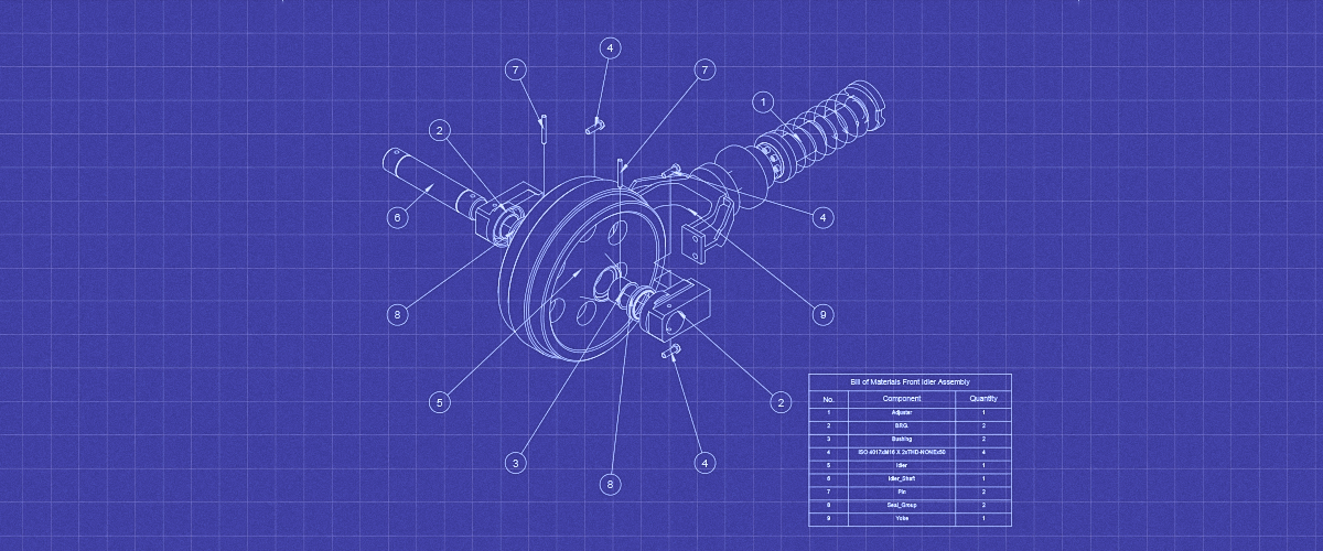 "How to Create a ""Blueprint"" in BricsCAD"