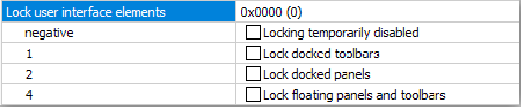 toolbars and buttons customize BricsCAD UI