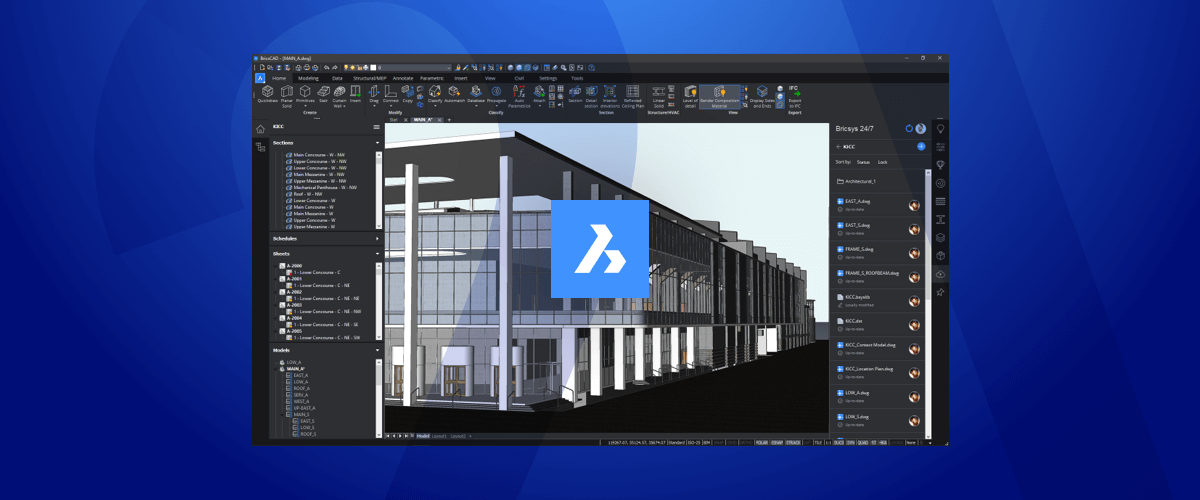 What's New for BricsCAD BIM V21?