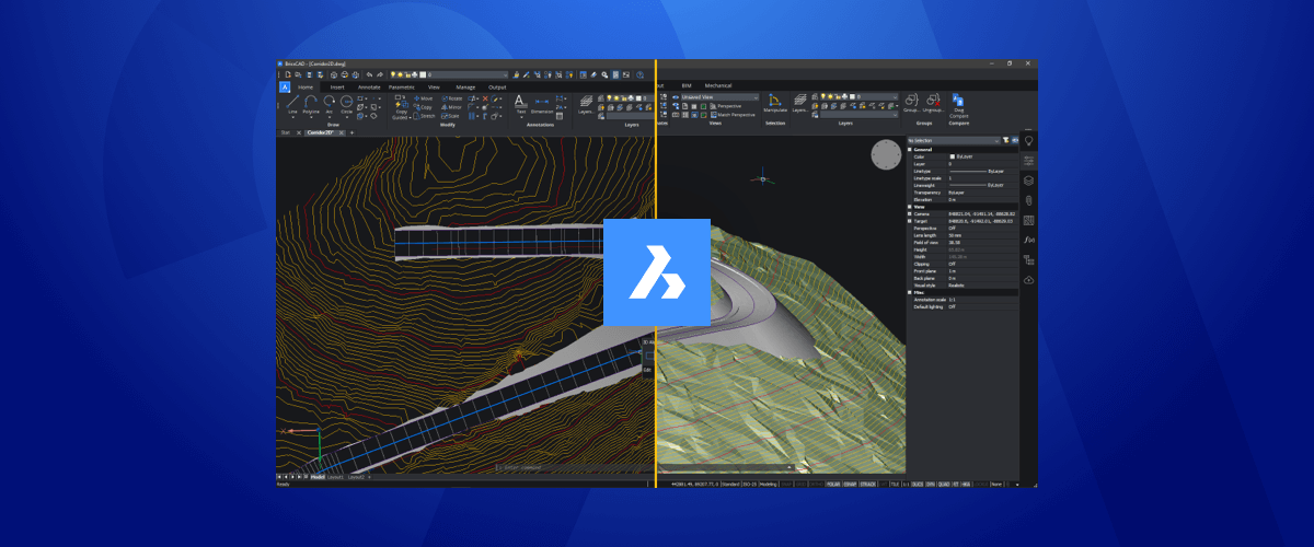 What's new for BricsCAD® Pro V21?