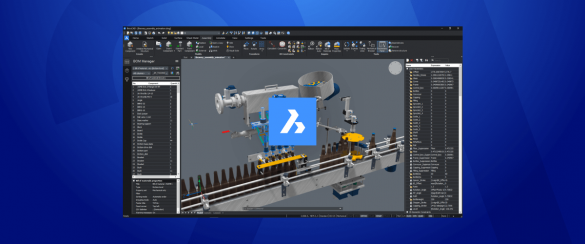 whats new for bricscad mechanical v21