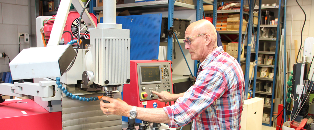 Dook Techniek supports its machine-building operations with BricsCAD® Mechanical