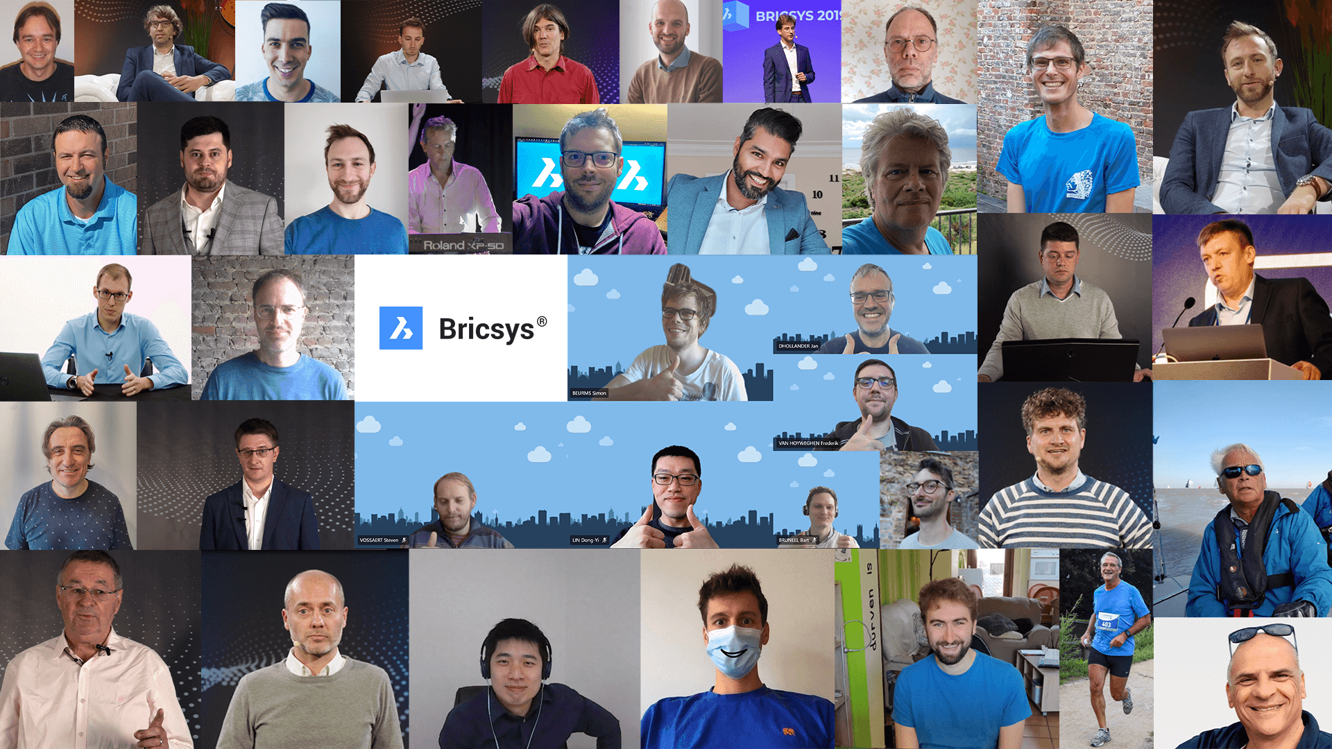 men of bricsys 2020 internacional mens day