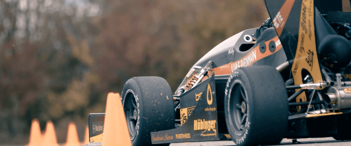 Bricsys invests in the Future of Motorsport with Formula Student