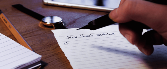new yearsw resolutions
