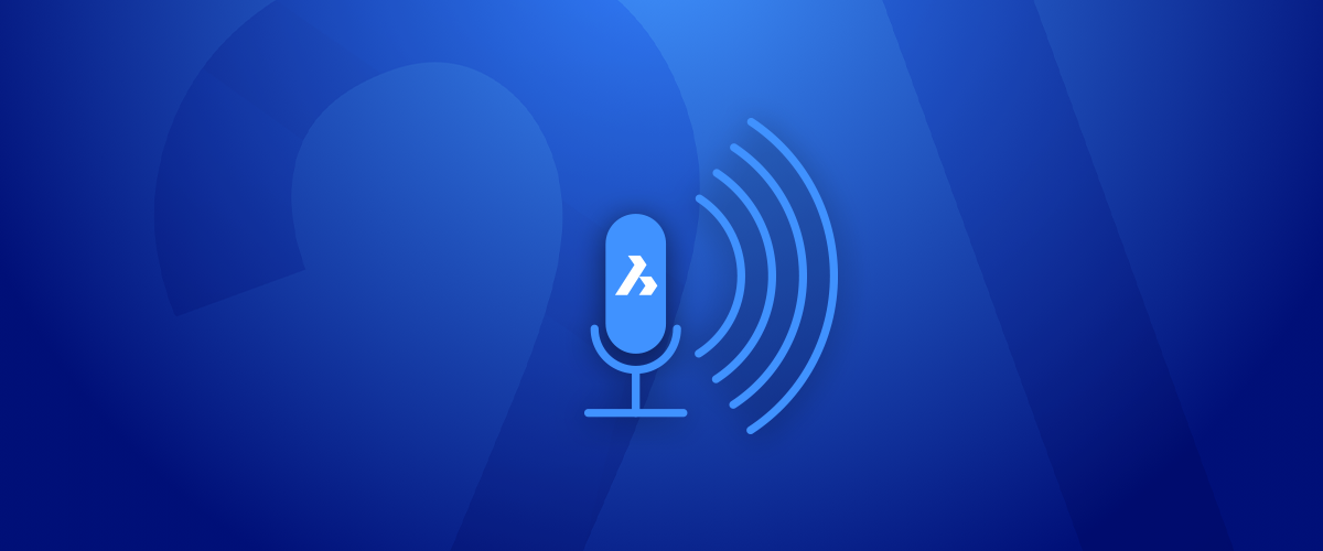 Voice Commands – What's New for BricsCAD V21